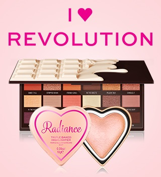 MAKEUP REVOLUTION I Heart Revolution