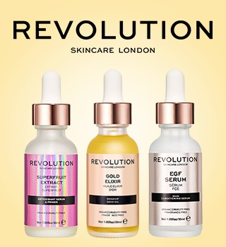 Makeup revolution serum