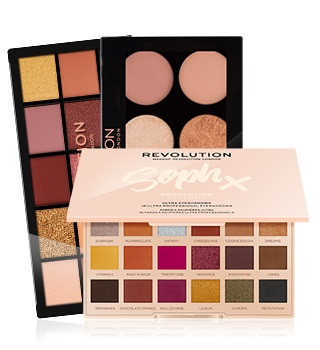 Makeup Revolution paletka