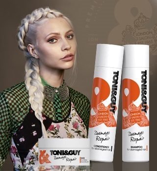 Soin des cheveux Toni and Guy