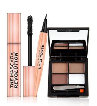 OGEN EN WENKBRAUWEN Makeup Revolution