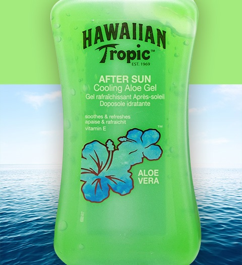 Hawaiian Tropic Produtos After Sun