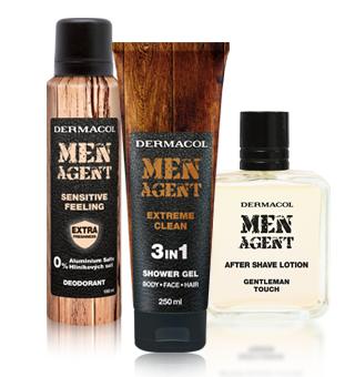 Dermacol produtos para homens