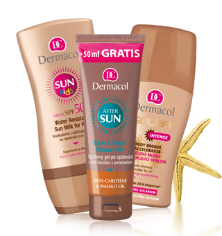 Dermacol Soins solaires