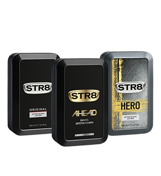 STR8 Voda po holení