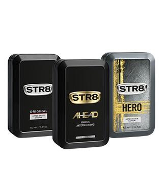 STR8 Wody po goleniu