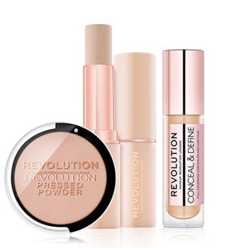 Makeup Revolution paletka na tváře