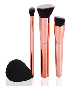 Brochas y accesorios de Makeup Revolution