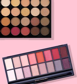 Makeup Revolution paletas