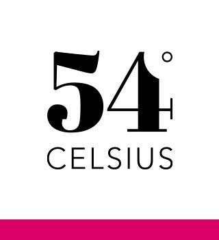 - 20% na marca 54 Celsius