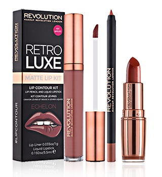 Makeup Revolution läppstift