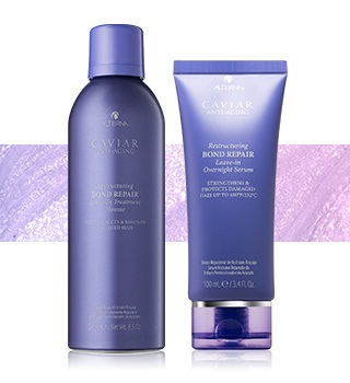 Alterna - For nourished and regenerated hair
