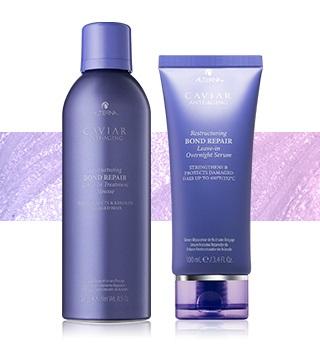Alterna - Para cabelos nutridos e regenerados