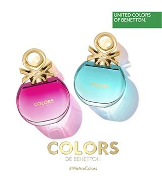 Benetton Colors de Benetton pour femme