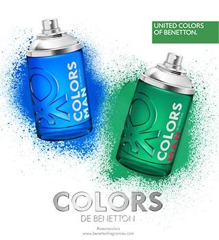 Benetton Colors de Benetton pour homme