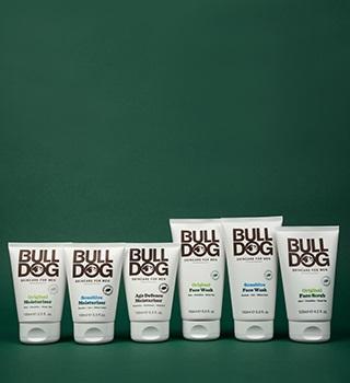 Bulldog Skincare ansiktsvård