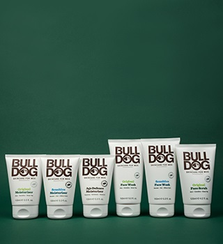 Bulldog soins visage