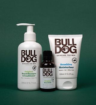 Bulldog kosmetika - bestseller