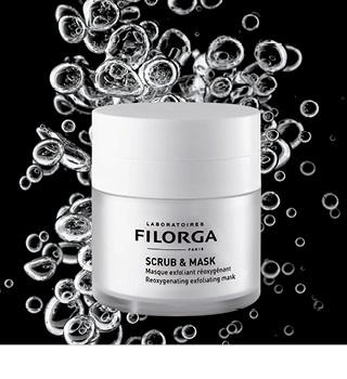 Очищення шкіри обличчя та маски Filorga