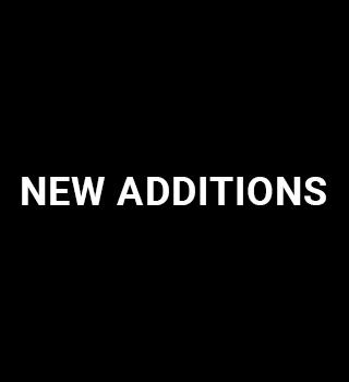 NEW ADDITIONS