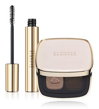 Claudia Schiffer Make Up Oči