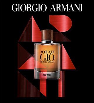 Armani PERFUME FOR MEN