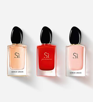 Armani parfém dámský