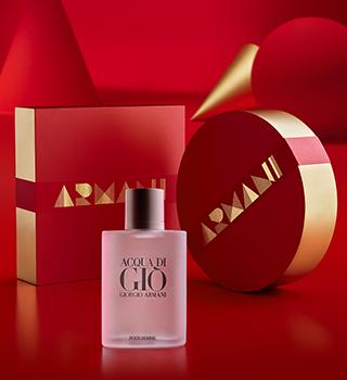 Armani parfémy pro muže