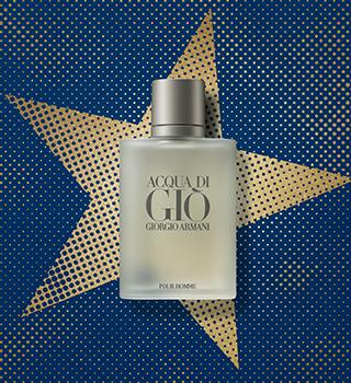 Armani parfémy za muškarce