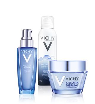 Κρέμες προσώπου Vichy