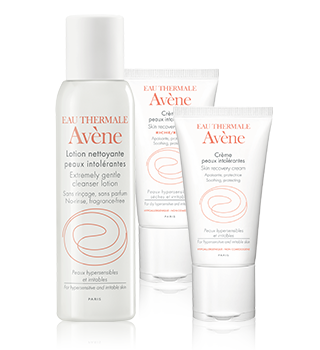 Intolerant skin Avène