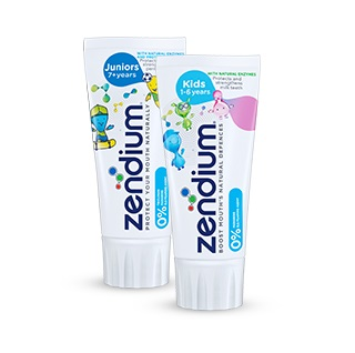 Zendium para Crianças
