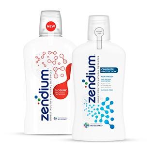 Zendium - Bains de bouche