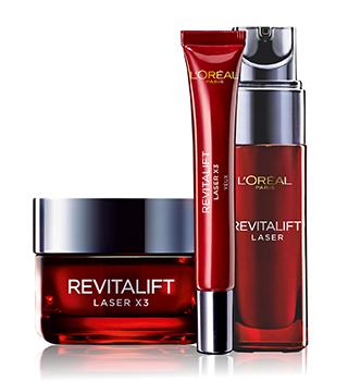 Creme L'Oréal e Cuidados de Pele