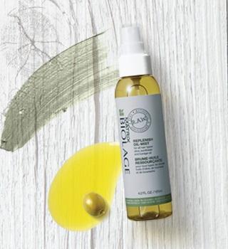 Biolage R.A.W. Replenish Oil Mist pre všetky typy vlasov
