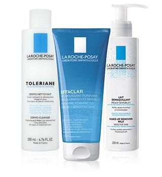 La Roche Posay Demakijaż i oczyszczanie