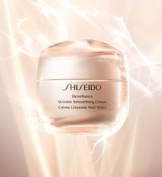 Shiseido Vrásky a stárnutí