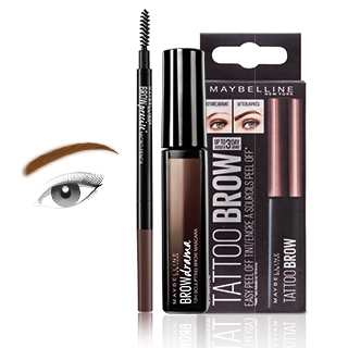 Maybelline sourcils