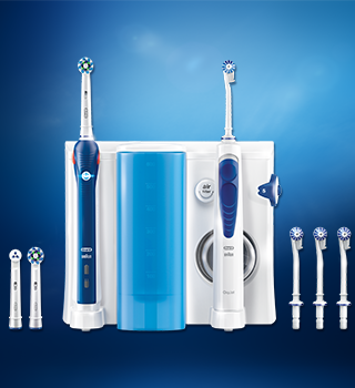 Oral-B CUIDADOS ESPECIALES E INTERDENTALES