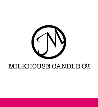 - 20% na marca Milkhouse Candle Co.