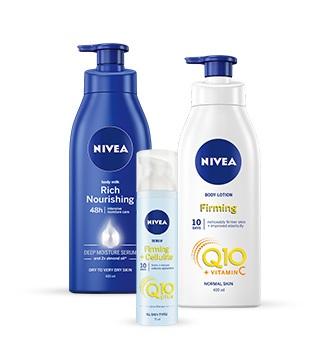 Nivea sprchový gel