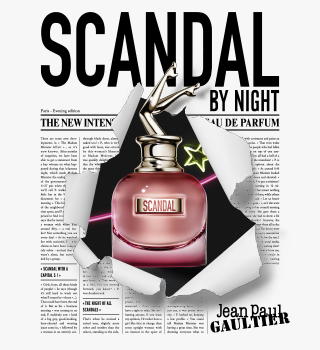 Jean Paul Gaultier New Scandal by Night