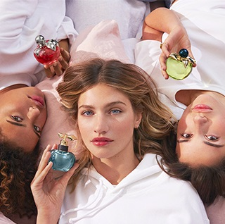 Les parfums Nina Ricci
