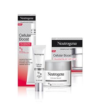 Neutrogena Cellular Boost na vrásky a stárnutí pleti