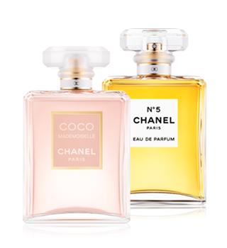 Chanel parfym dam