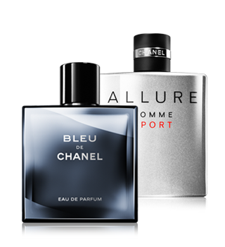 Chanel parfym herr