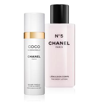 Chanel Parfümiertes Zubehör