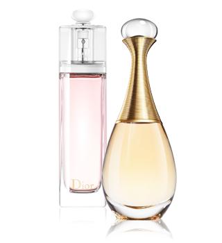 Dior Dámské parfémy