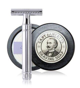 Klassische Rasur