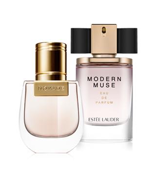 Cestovní dámské parfémy